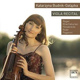 Viola Recital