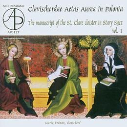 Manuscript Of St. Clare Cloister Vol. 1