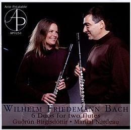 Sechs Duos Für Zwei Flöten