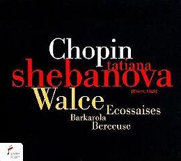 Waltz Nr1-14, Berceuse Op57, Barcarolle