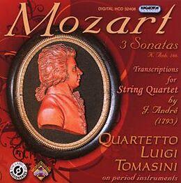 Quartett Op32/1-3 (bearbeitung Ueber Moz
