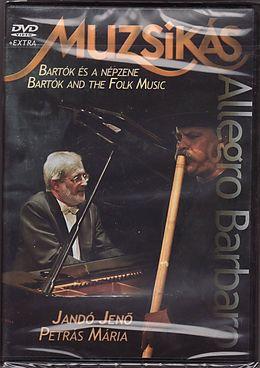 Allegro Barbaro [Version allemande]