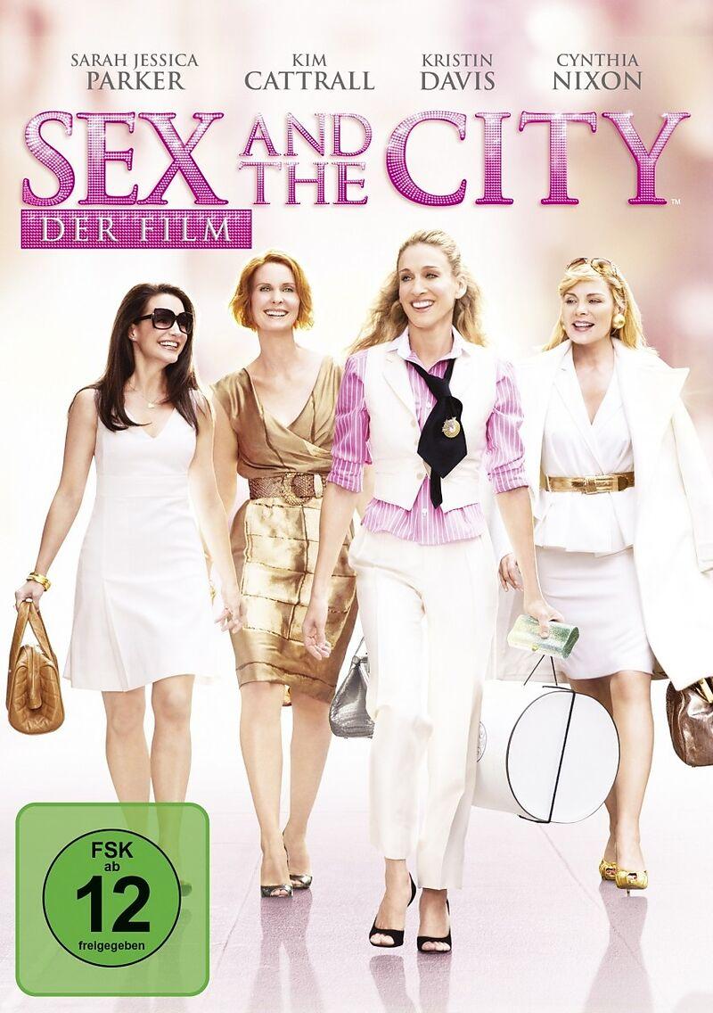 Sex and the City: Der Film - DVD - online kaufen | exlibris.ch
