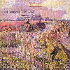 An English Serenade : Arnold, Cooke, Dun