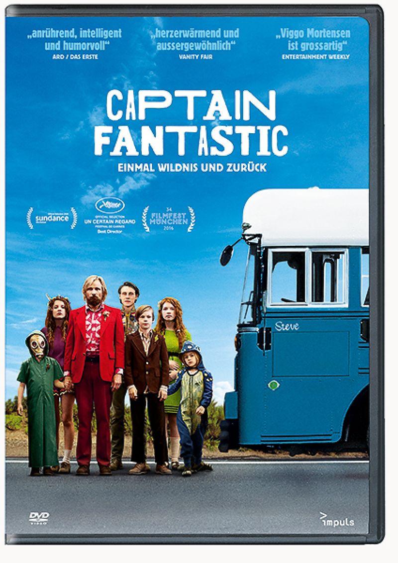 Captain Fantastic - Einmal Wildnis Und Zurück Stream