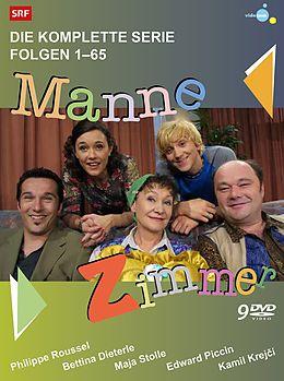 ManneZimmer - Die komplette Serie [Versione tedesca]