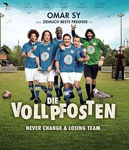Die Vollpfosten - Never Change A Losing Team - Blu