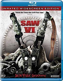 Saw VI - Directors Cut Blu Ray