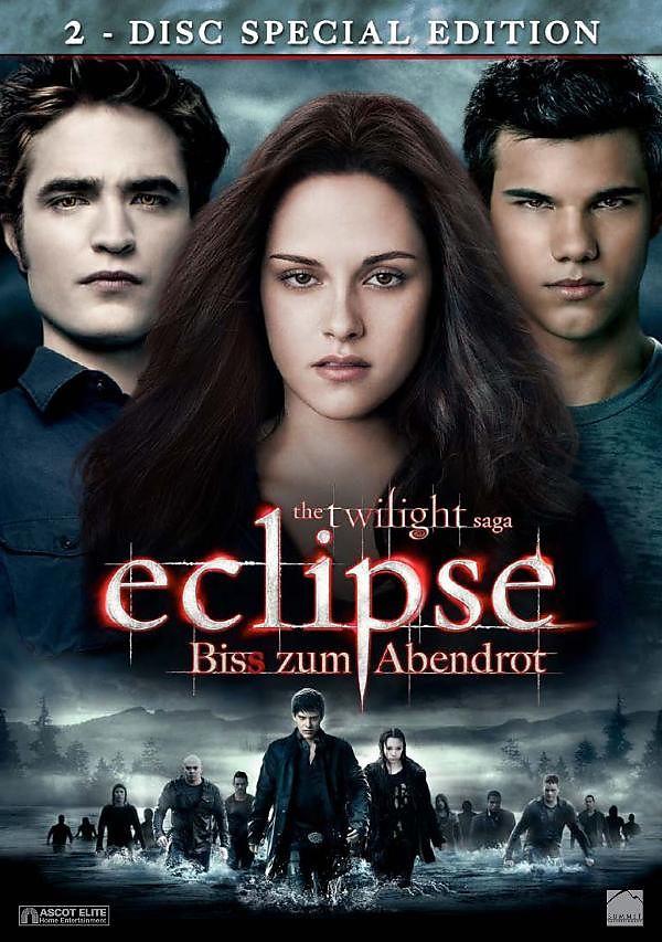 twilight eclipse biss zum abendrot dvd online kaufen. Black Bedroom Furniture Sets. Home Design Ideas