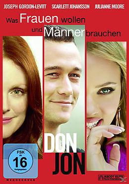 Don Jon [Version allemande]