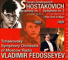 Sinfonien 1 And 3