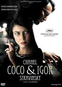 Coco Chanel & Igor Stravinsky (f)
