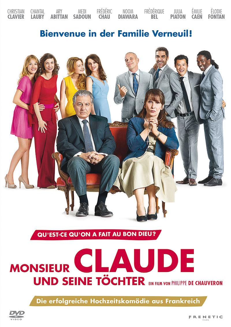 Monsieur Claude Und Seine Töchter Dvd