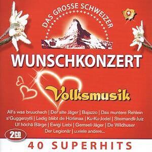 Various - Wunschkonzert Der Volksmusik