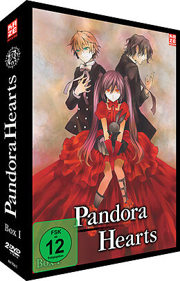 Pandora Hearts - Box 1 DVD-Box [Version allemande]