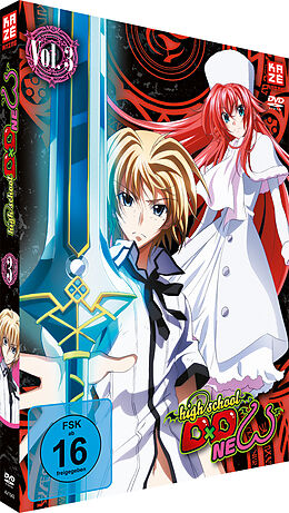 Highschool DxD New [Versione tedesca]