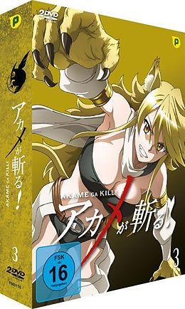 Akame ga KILL! - Schwerter der Assassinen - Box 3 DVD-Box [Versione tedesca]