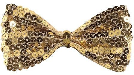 goldene fliege mit pailletten krawatten und hosentr ger. Black Bedroom Furniture Sets. Home Design Ideas