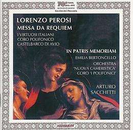 In Patris Memoriam, Messa Da Requiem