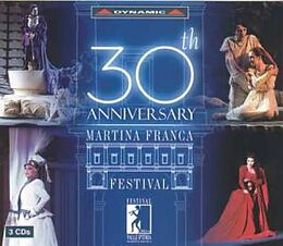 30th Anniversary Of Martina Franca Festi