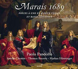 Marais 1689: Une & Deux Violes