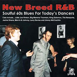 New Breed R&B-Soulful 60s Blues For Todays Dancer