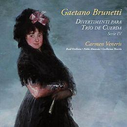 Gaetano Brunetti: Divertimenti Para Trio