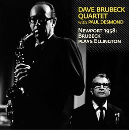 Newport 1958: Brubeck Plays El