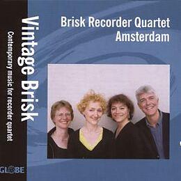 Contemporary Music For Recorder Quartett