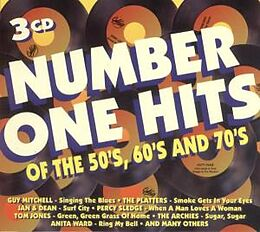Number One Hits Of The '50s To '70s