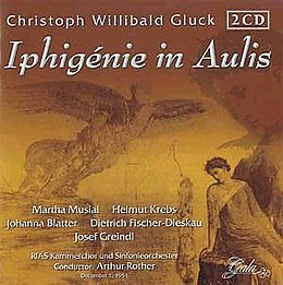 Iphigenie Aus Tauris + Bonus Track Musia