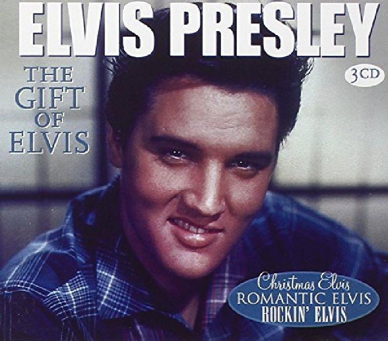 Gift Of Elvis, The - Christmas Romantic Elvis Rock - Elvis ...