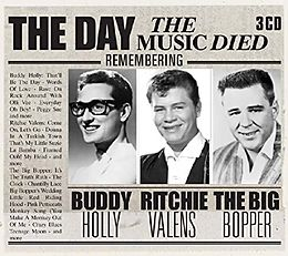 The Day The Music Died : Chantilly Lace, Big Bopp
