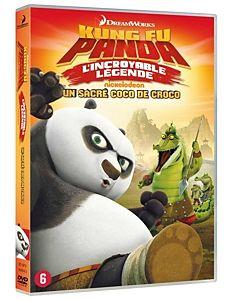 Kung Fu Panda - Loa - Croco