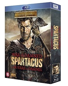 Spartacus - War Of The Damned - Season 3