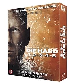 Die Hard 1-5 Box [Versione tedesca]