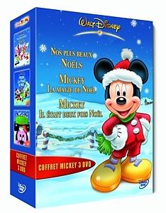 Il Était Deux Fois Noël, Mickey Et La Magie De Noë [Versione tedesca]