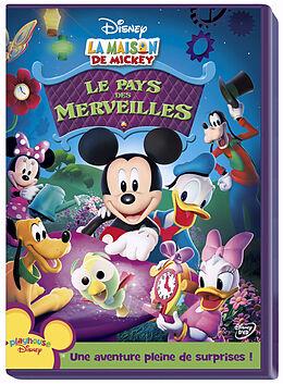 La Maison De Mickey - Le Pays De Merveilles [Versione tedesca]