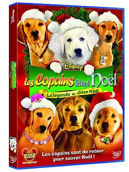 Les Copains Fêtent Noël - La Légende De Chien Noël [Versione tedesca]