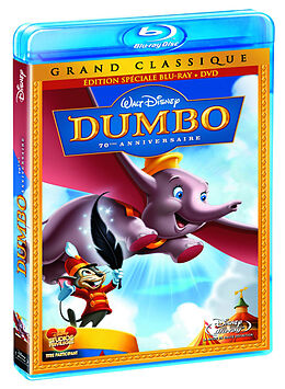Dumbo - Combo Box (bluray & Dvd) - Édition Limitée [Versione tedesca]