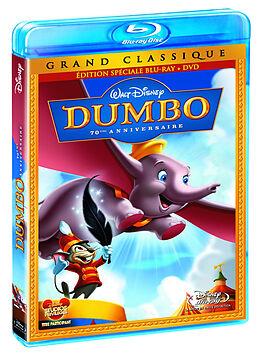 Dumbo - Combo Box (bluray & Dvd) - Édition Limitée
