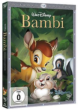 Bambi, DVD, allemand