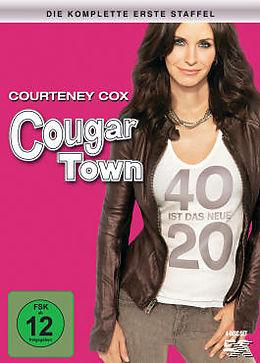 Cougar Town - Staffel 01 [Versione tedesca]