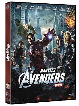 The Avengers, DVD, francese