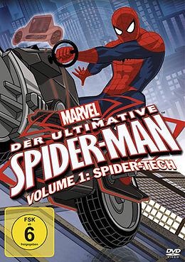 Der Ultimative Spider-man - Spider-tech - Volume 1