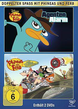 Phineas und Ferb - Agenten Alarm & Der längste Sommertag