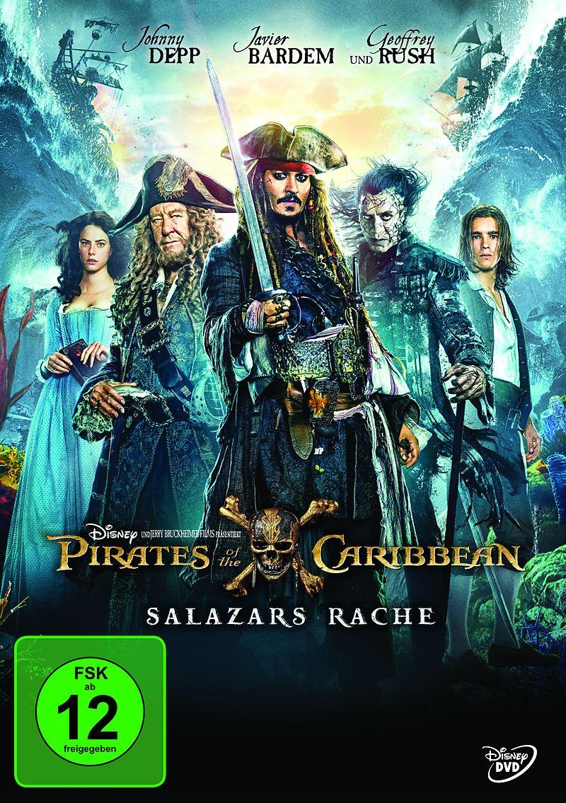 salazars rache dvd