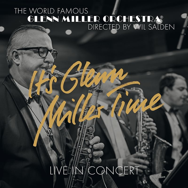 It S Glenn Miller Time Glenn Miller Orchestra Acheter