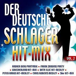 Der Deutsche Schlager-Hitmix 2