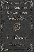 Die Beichte Stawrogins [Versione tedesca]